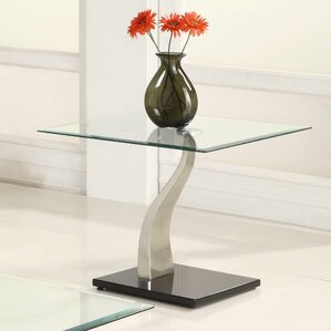 Backlund End Table by Orren Ellis