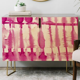 Lisa Argyropoulos Wild Credenza by East Urban Home