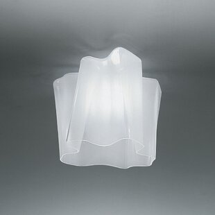 Logico 1-Light Semi Flush Moun..