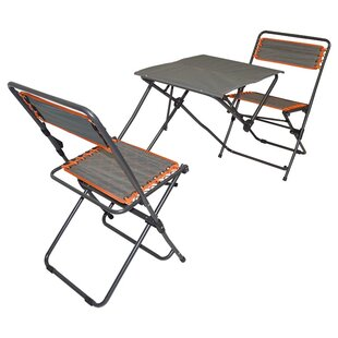 Impact Instant Canopy Folding Picnic Table and Chairs