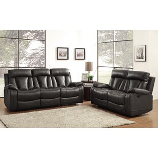 Ackerman Reclining Configurable Living Room Set by Woodhaven Hill