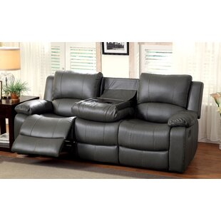 Read Reviews Wellersburg Reclining Sofa by Darby Home Co Reviews (2019) & Buyer's Guide
