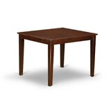 Lorelai Solid Wood Dining Table by Alcott Hill®