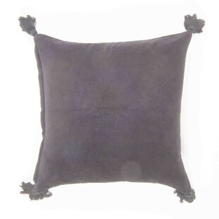 Jacksonport Velvet Throw Pillow