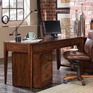 Danforth Solid Wood Writing Desk
