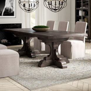 Online Reviews Ridgefield Dining Table By Greyleigh