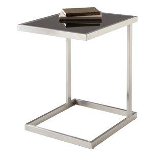 Compare & Buy Ikon Nicola End Table by Sunpan Modern
