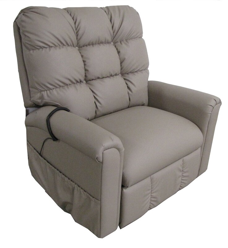 Wonderful American Series Power Lift Assist Recliner