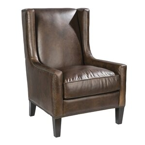 Awesome Peterson Wingback Chair