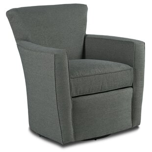 Fairfield Chair Transitional Swivel Armchair