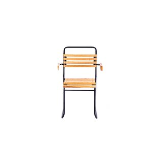 Review Vansant Stacking Garden Chair