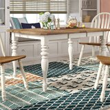 Bridgeview Extendable Dining Table by Beachcrest Home™