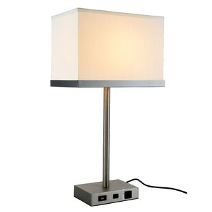 with usb com desk table workstation camber and port outlet dp lamp amazon