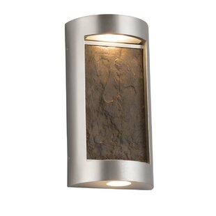 Westampton 2-Light LED Outdoor Wall Sconce by Loon Peak No Copoun