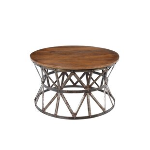 Cullens Coffee Table by Fleur De Lis Living