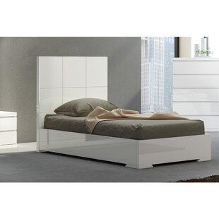 Salia Panel Bed by Orren Ellis