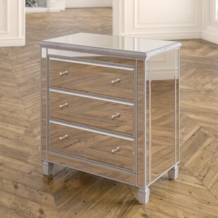 Orpha 3 Drawer Chest by Rosdor..