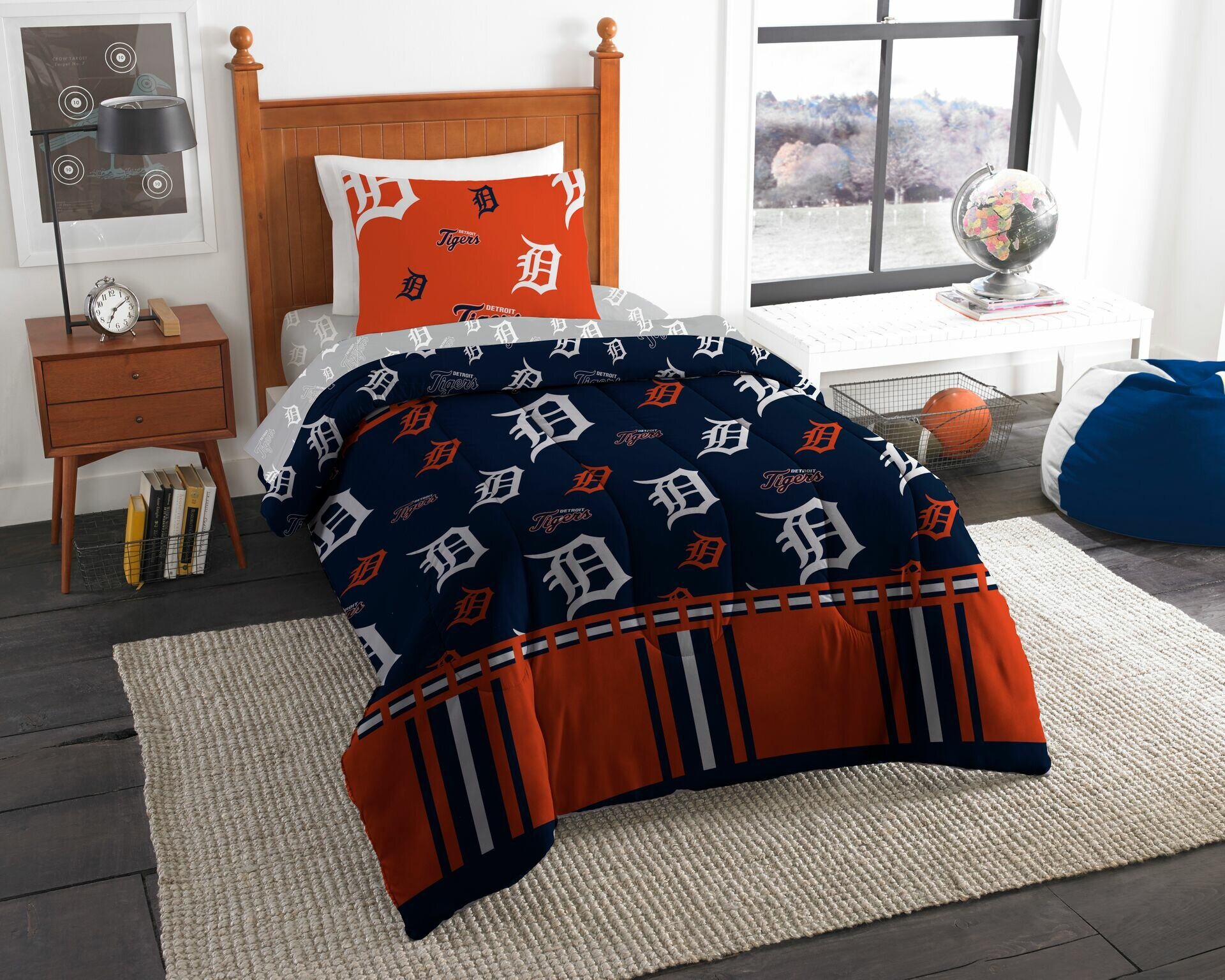 Northwest Detroit Tigers Comforter Set Wayfair