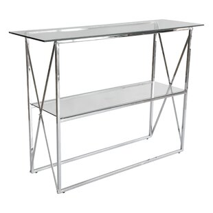 Viane Console Table By Canora Grey