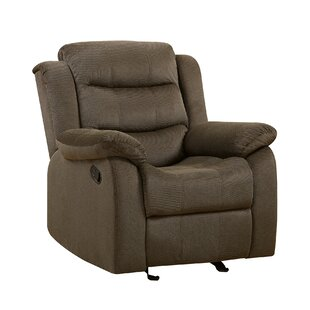 Check Prices Poppy Manual Glider Recliner by Red Barrel Studio Reviews (2019) & Buyer's Guide