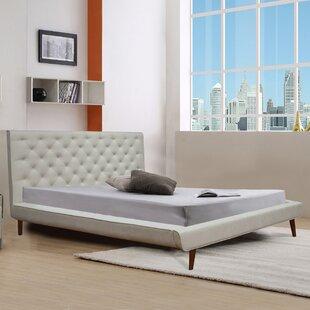 Velazquez Low Profile Platform Bed