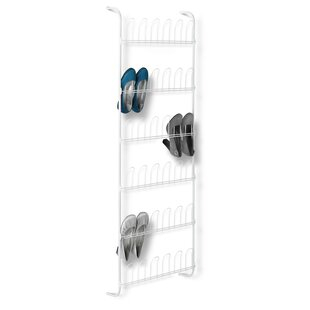 Compare 6-Tier Overdoor Shoe Organizer By Honey Can Do