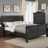 Blountsville Sleigh Bed by Charlton Home®
