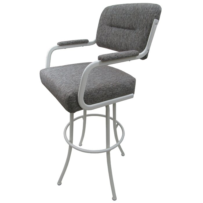 Admirable Matoury 34 Swivel Bar Stool Unemploymentrelief Wooden Chair Designs For Living Room Unemploymentrelieforg