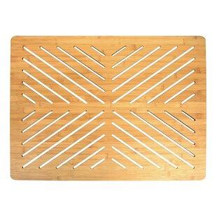 Colburn Bamboo Floor and Bath Rug