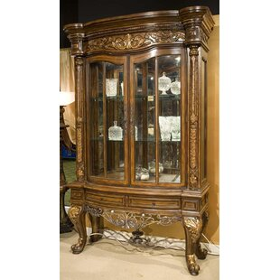 Benetti's Italia Regalia China Cabinet