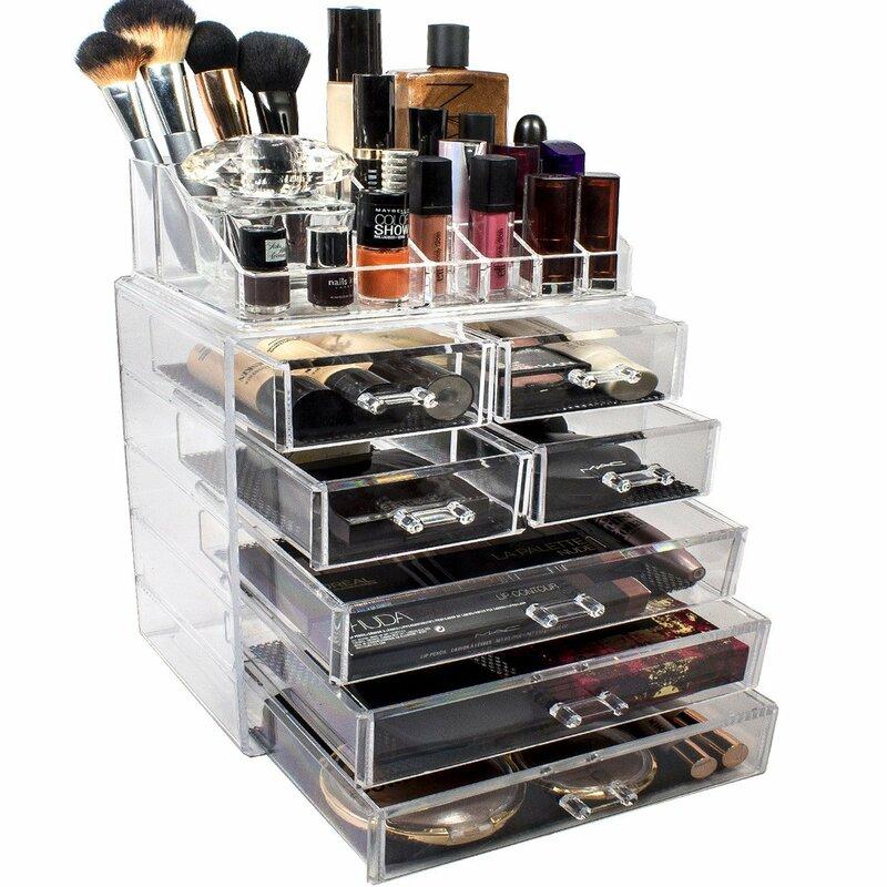 44aa6f2b3f3b Makeup Cosmetic Organizer