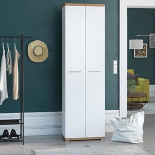 Oak Bluffs 2 Door Wardrobe By Brayden Studio