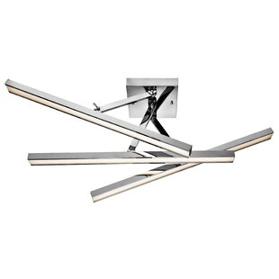 Élan Lighting Rozi™ 3-Light Semi Flush Mount
