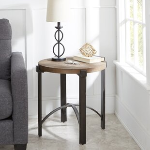 Affordable Baratta End Table By Ivy Bronx