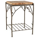 Trawick Prep Table by Millwood Pines
