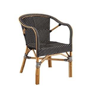 Mistana Dallin Bistro Barrel Chair (Set of 2)