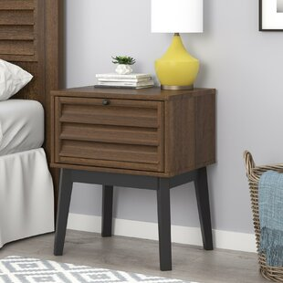 Dover 1 Drawer Nightstand