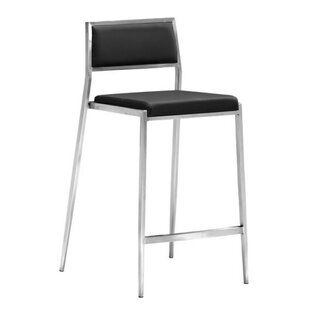 Affordable Sharell 26 Barstool by Orren Ellis Reviews (2019) & Buyer's Guide