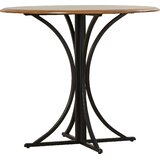 Dickman Solid Wood Dining Table by Ebern Designs