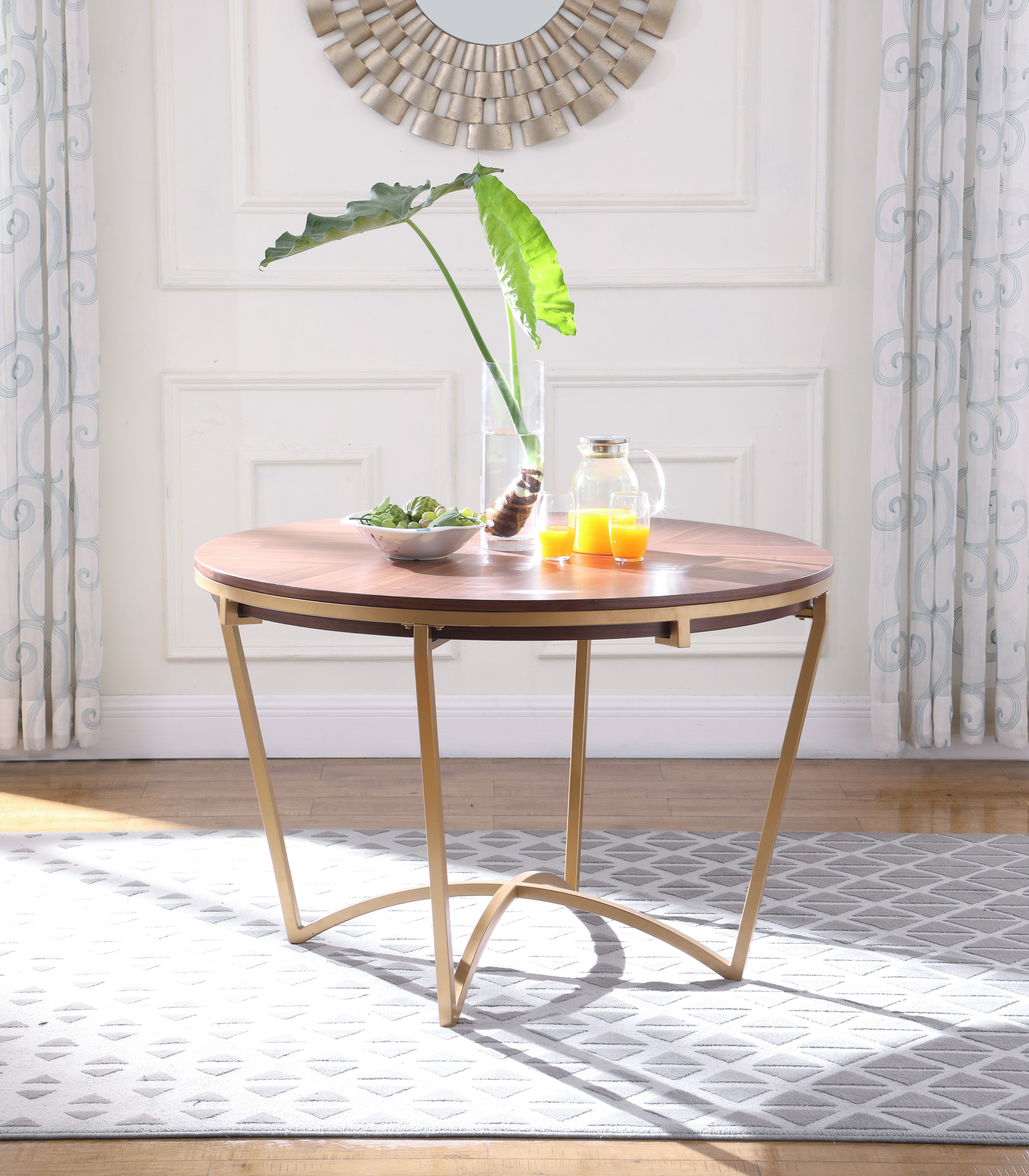 4 Seat Everly Quinn Kitchen Dining Tables You Ll Love In 2021 Wayfair