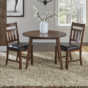 Caracara 3 Piece Dining Set by Trent A..