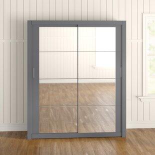 Tengan 2 Door Sliding Wardrobe By Brayden Studio
