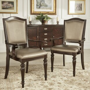 Hobart Solid Wood Dining Chair (Set of 2)