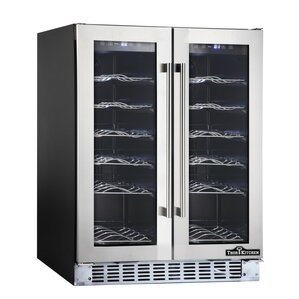 36 Bottle Dual Zone Built-In Wine Cooler by Thor Kitchen