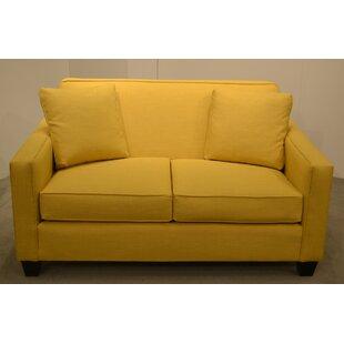 Carolina Classic Furniture Two Cushion Loveseat