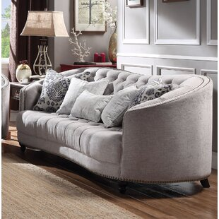 Best Choices Clarendon Sofa by World Menagerie Reviews (2019) & Buyer's Guide