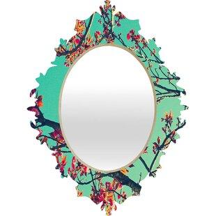 Deny Designs Shannon Clark Summer Bloom Accent Mirror