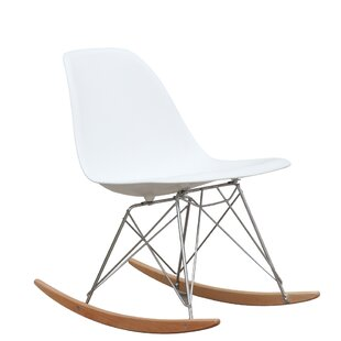 Fine Mod Imports Rocker Side Chair