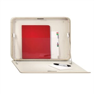 floating desk folddown laminate