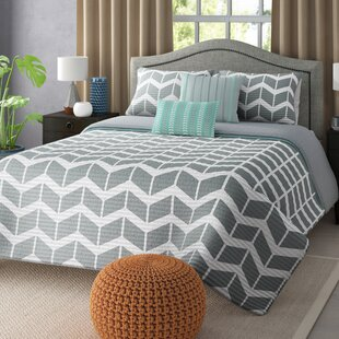 Stanek 5 Piece Coverlet Set